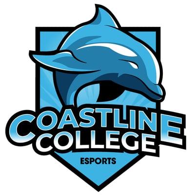 CoastlineCollegeEsportsDolphin