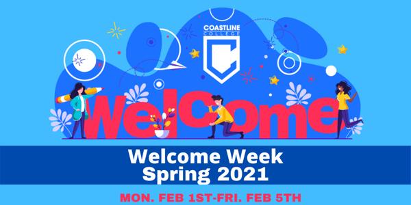 Welcome Week Spring 2021 TL
