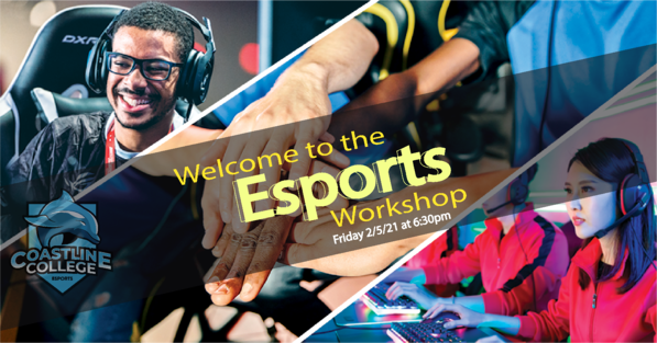 Welcome to esports workshop header graphic01